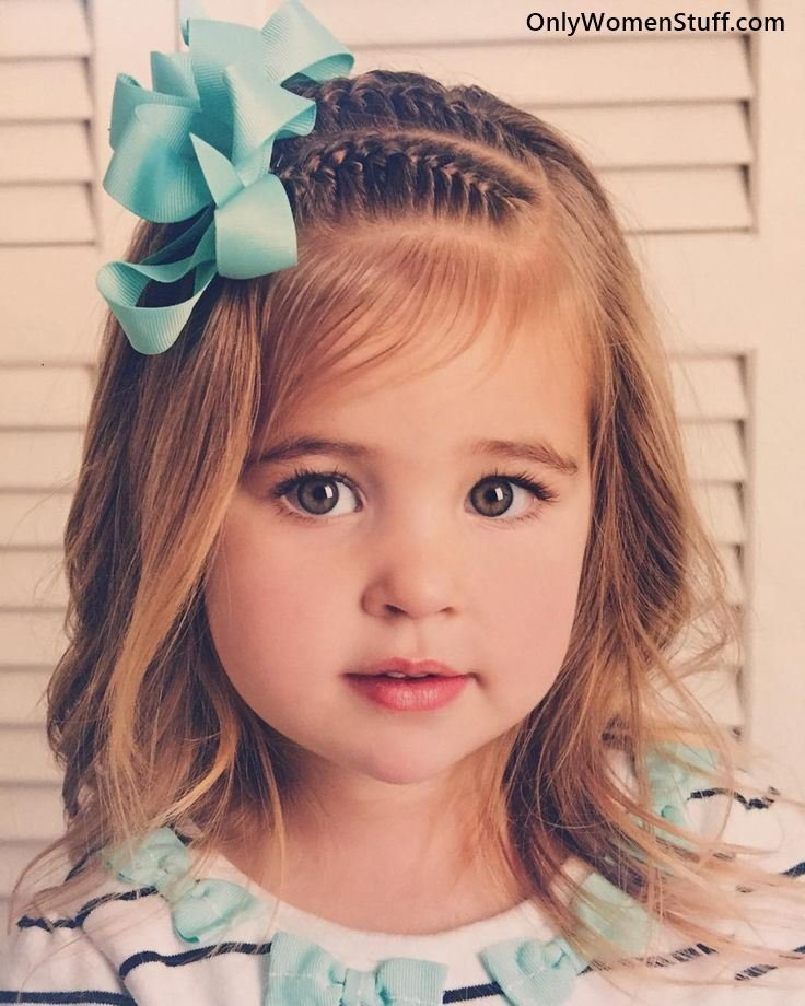 New 30 Easy【Kids Hairstyles】Ideas For Little Girls Very Cute Ideas With Pictures