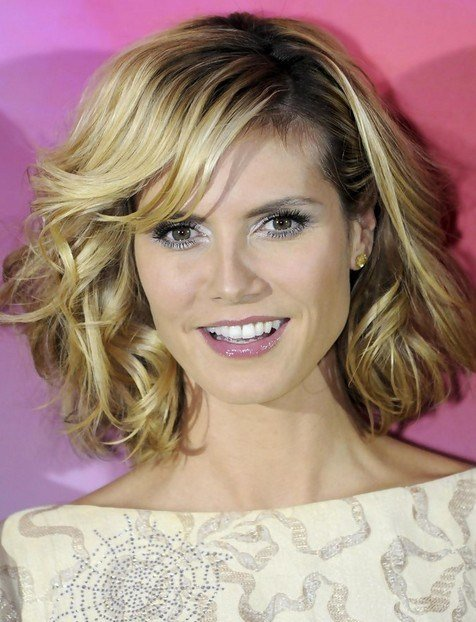 New 11 Heidi Klum Hairstyles Classic Hairstyle Popular Haircuts Ideas With Pictures