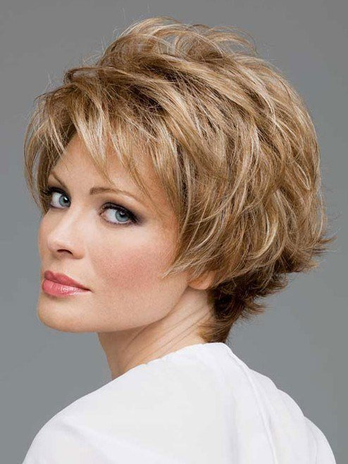 New 20 Hottest Short Hairstyles For Older Women Popular Haircuts Ideas With Pictures