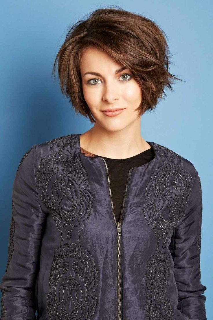 New Cute Hairstyles For Short Hair Popular Haircuts Ideas With Pictures