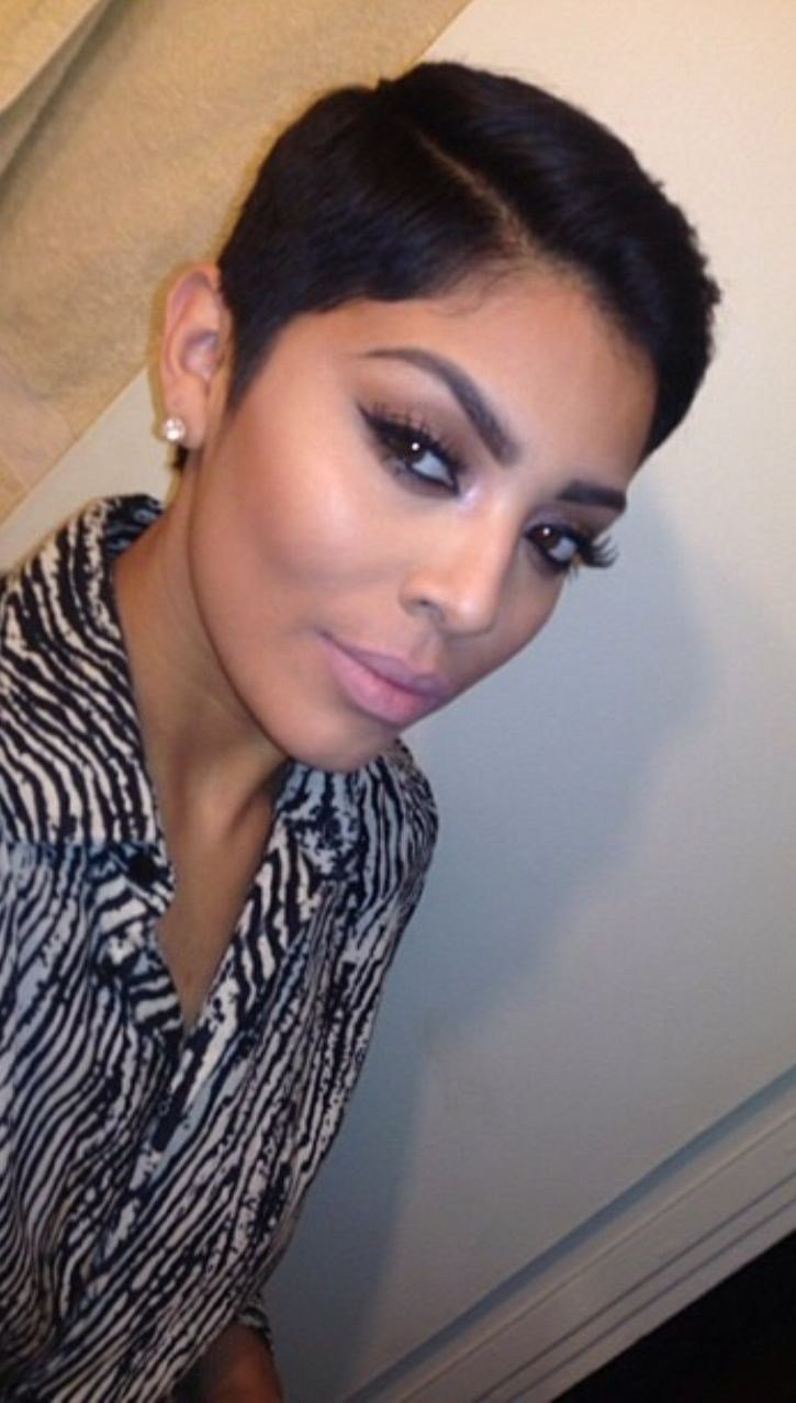 New 22 Easy Short Hairstyles For African American Women Ideas With Pictures
