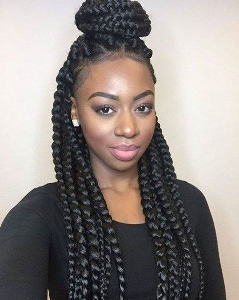 New 12 Pretty African American Braided Hairstyles Popular Ideas With Pictures
