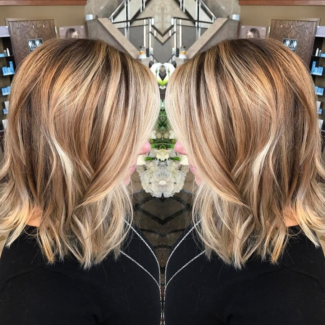 New 30 Chic Everyday Hairstyles For Shoulder Length Hair 2019 Ideas With Pictures