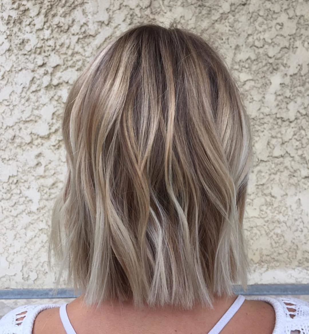 New 10 Balayage Ombre Hair Styles For Shoulder Length Hair Women Haircut 2019 Ideas With Pictures