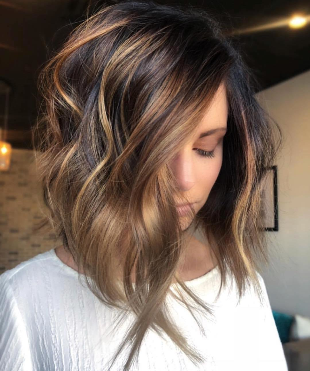 New 10 Trendy Ombre And Balayage Hairstyles For Shoulder Length Hair 2019 Ideas With Pictures