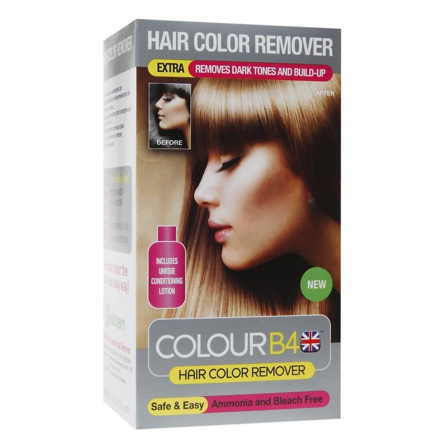 New Colour B4 Hair Color Remover Kit Extra Walgreens Ideas With Pictures