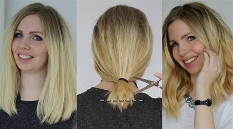New Long Bob Selber Schneiden Do It Yourself Anleitung Für Ideas With Pictures