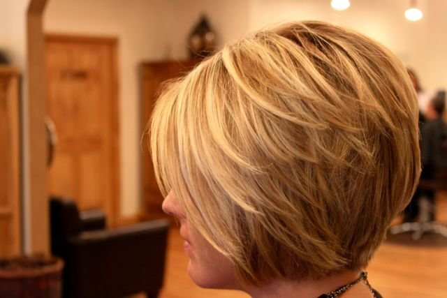 New Stacked Bob Hairstyles Hairstyles Ideas Ideas With Pictures