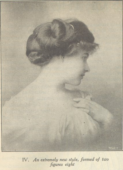 New 1910 Hairstyles From The People S Home Journal Sense Ideas With Pictures