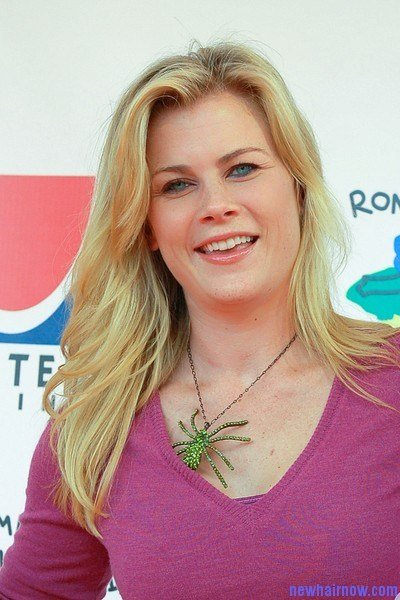 New Alison Sweeney New Hairstyles – New Hair Now Ideas With Pictures