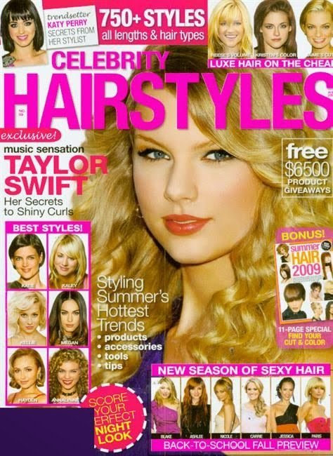 New Hair Hairstyle Magazines Ideas With Pictures