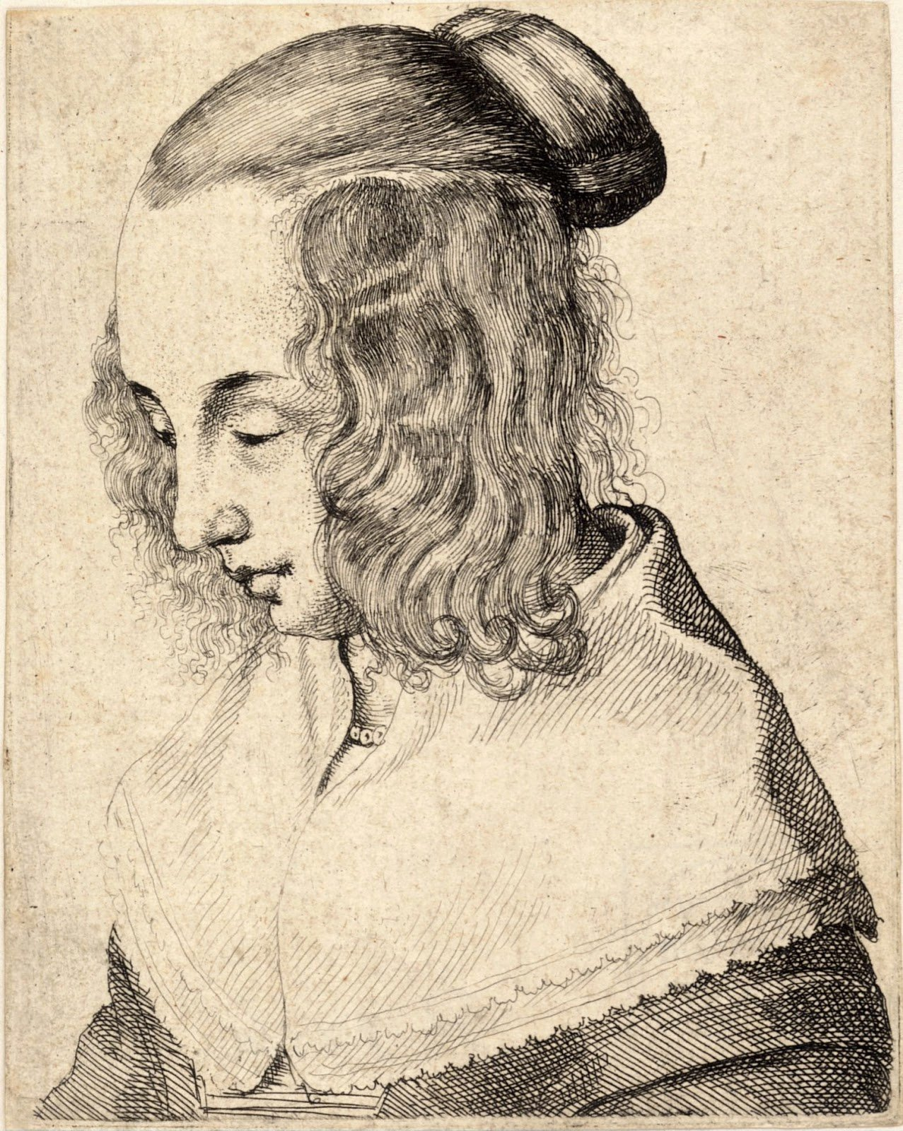 New Madame Isis Toilette The 17Th Century Spaniel Ears Ideas With Pictures