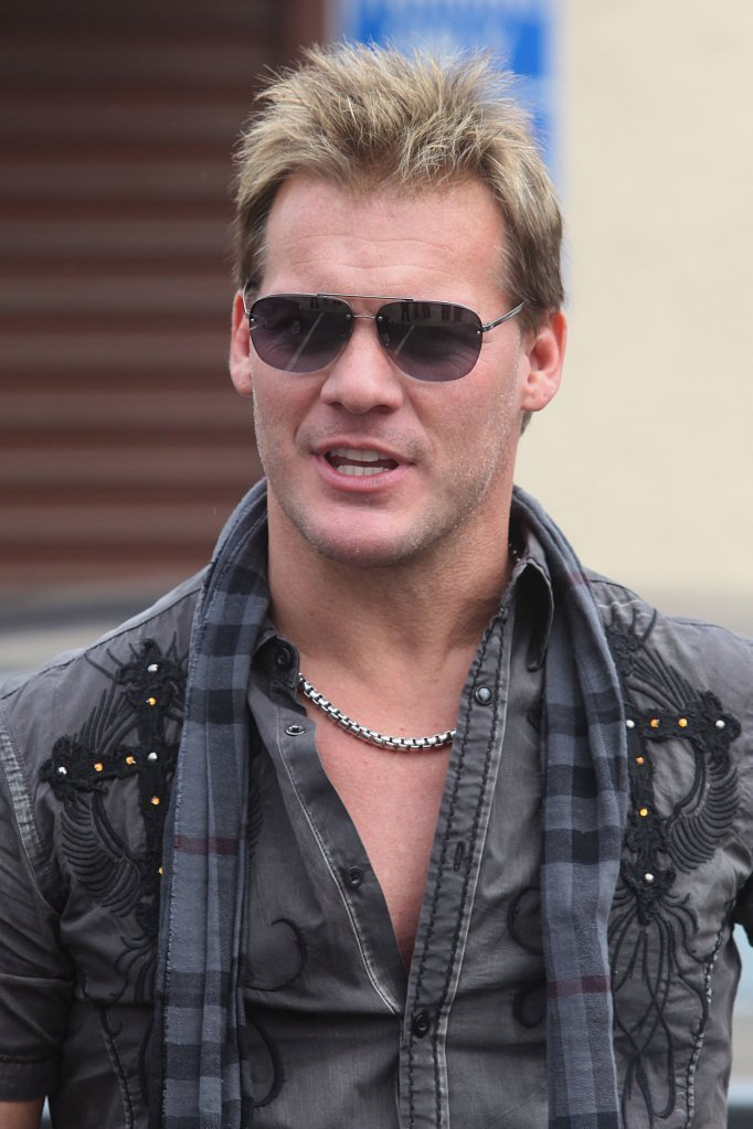 New World Wrestling Entertainment Wwe Superstar Chris Jericho Ideas With Pictures