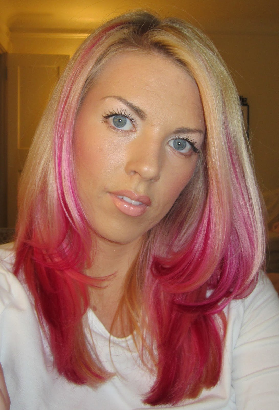 New Sam Schuerman How To Dye Your Hair Pink Ideas With Pictures