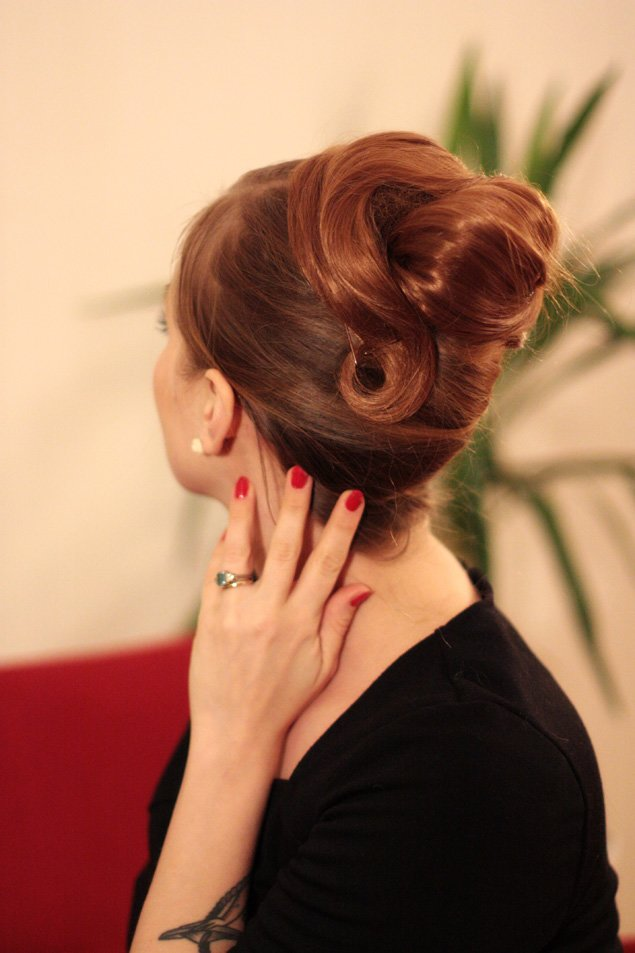 New The Freelancer S Fashionblog The 1960 S Big Twirl Updo S Ideas With Pictures