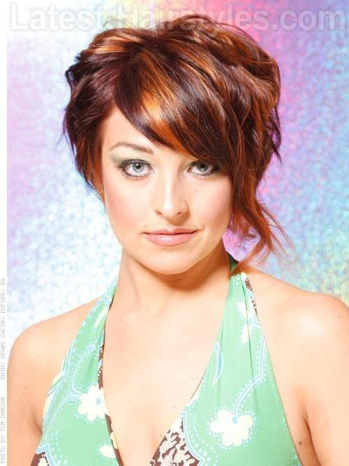 New Prom Hairstyles For Short Hair Pictures And How To S Ideas With Pictures