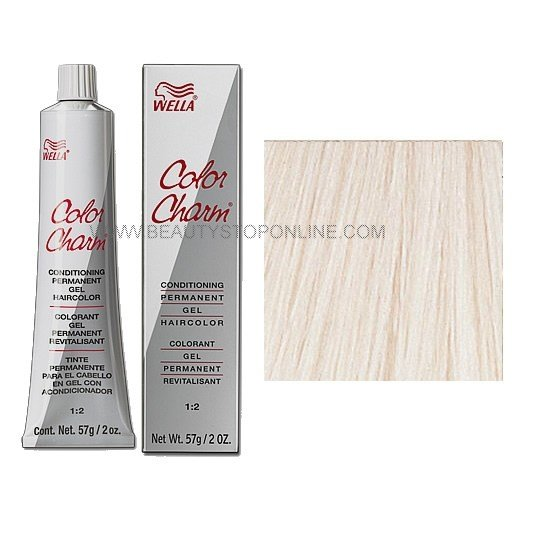 New Wella Color Charm Permanent Gel 12A 1210 Frosty Ash Ideas With Pictures Original 1024 x 768