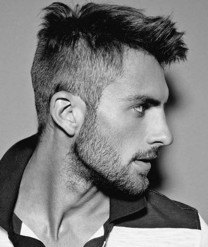 New Barber Approved Faux Hawk Hairstyles For Men Fashionbeans Ideas With Pictures