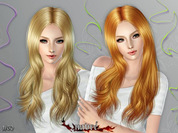New My Sims 3 Blog Cazy Navre Hairstyle Female Ideas With Pictures