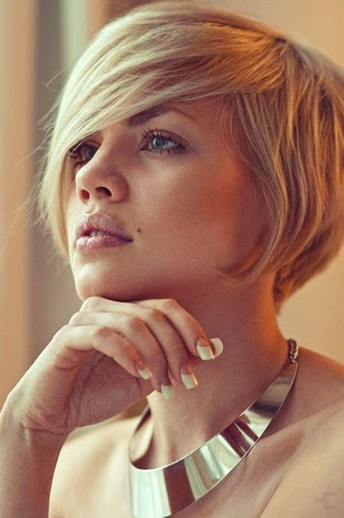 New Bob Hairstyles Sarah Hairstyles Ideas With Pictures