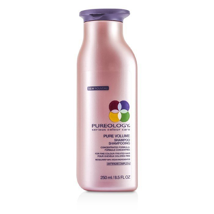 New Pureology Pure Volume Shampoo For Fine Colour Treated Ideas With Pictures