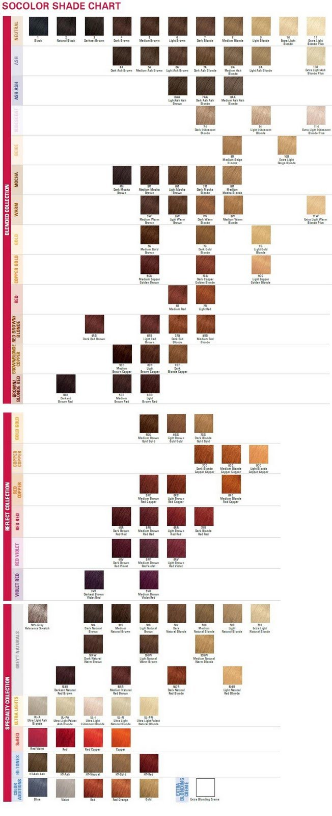 New Matrix Color Chart Need This Color Charts Pinterest Ideas With Pictures