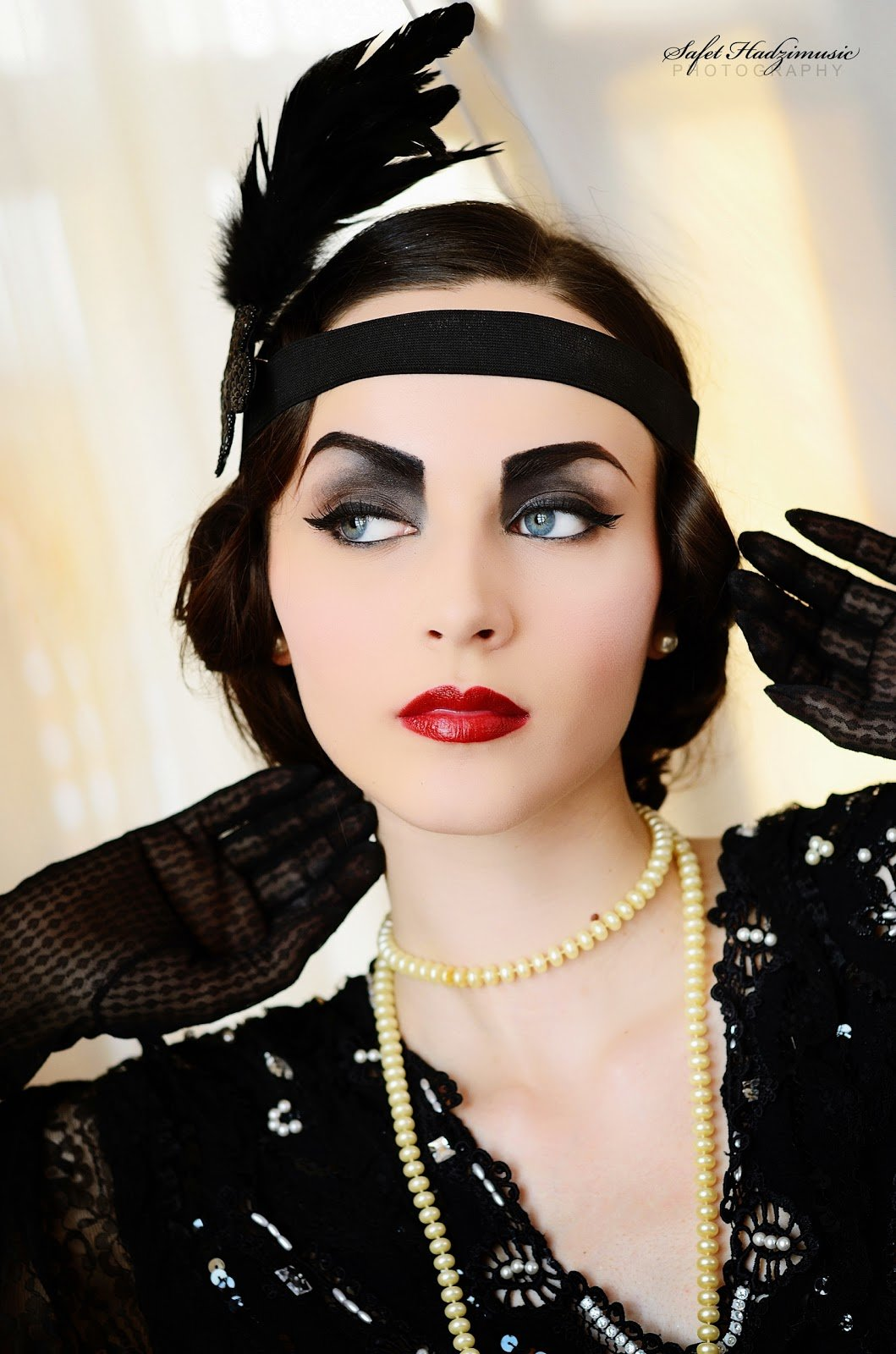 New Idda Van Munster How To Recreate A 1920 S Look How To Ideas With Pictures