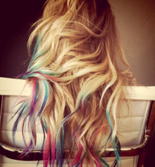 New Pastel Dip Dye Love At First Blush Ideas With Pictures
