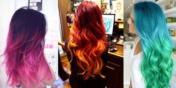 New A Month In Hair Colors Today V*V*D Ombre Hairstyles The Haircut Web Ideas With Pictures
