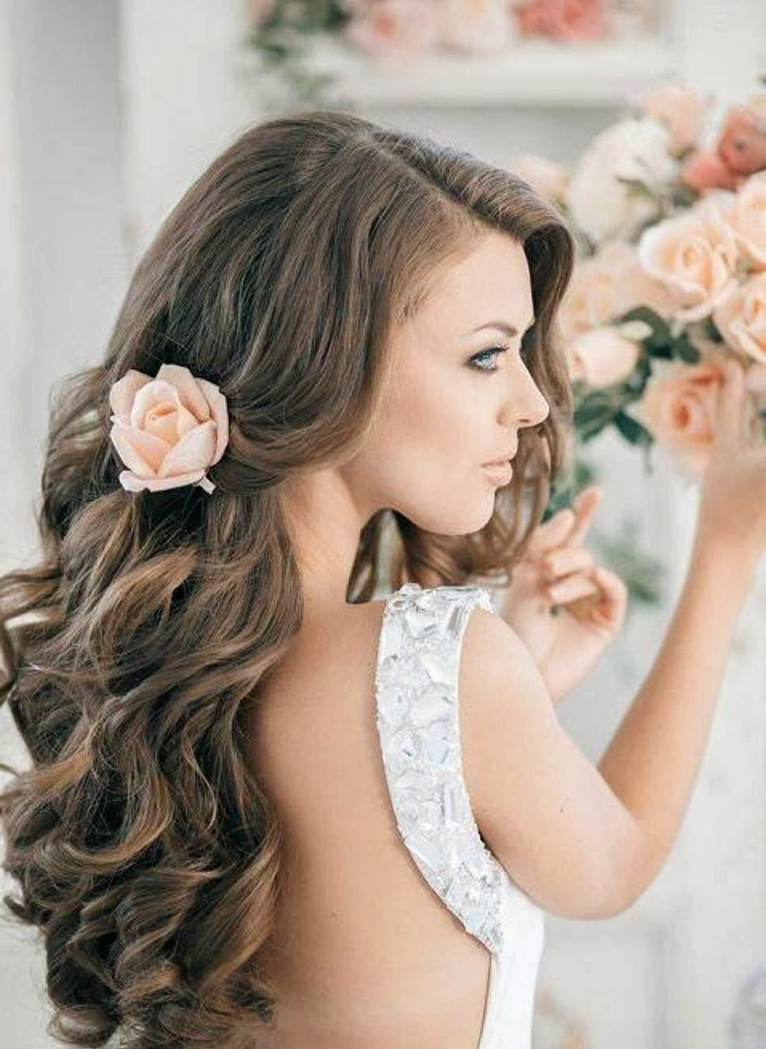 New Curly Hairstyles For Long Hair Women Hair Fashion Style Ideas With Pictures