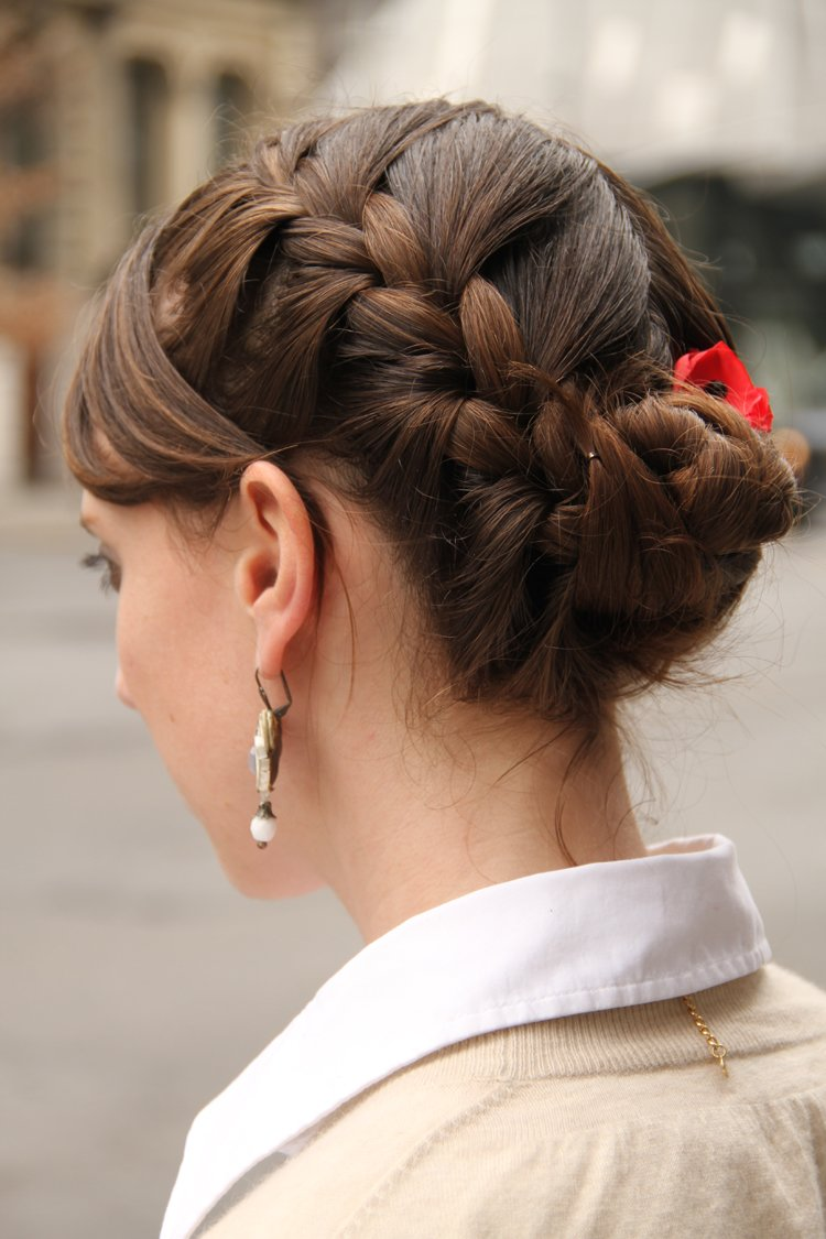 New My Fashion Tricks 10 Cute Braided Hairstyles Ideas With Pictures