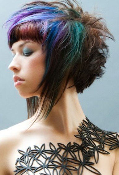 New Chi Town Art Art Through Hairstyles Ideas With Pictures
