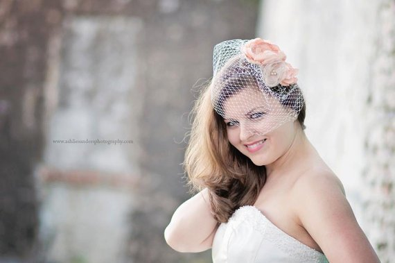 New How To Wear A Birdcage Veil Emmaline Bride Wedding Blog Ideas With Pictures