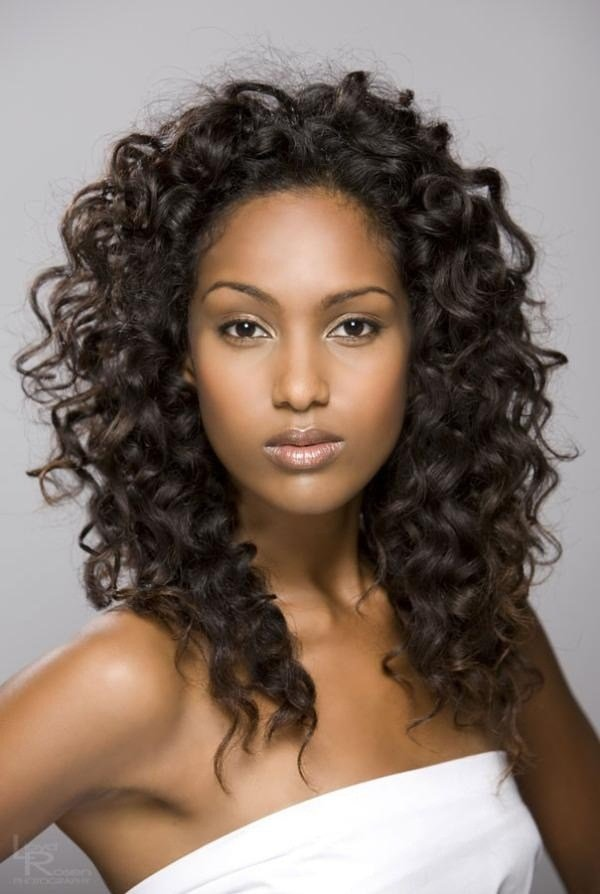 New Long Hairstyles For Black Women Ideas With Pictures