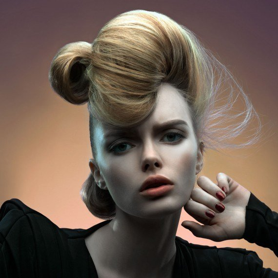 New Updo Hairstyles Dramatic Updo Hairstyle Woman And Home Ideas With Pictures