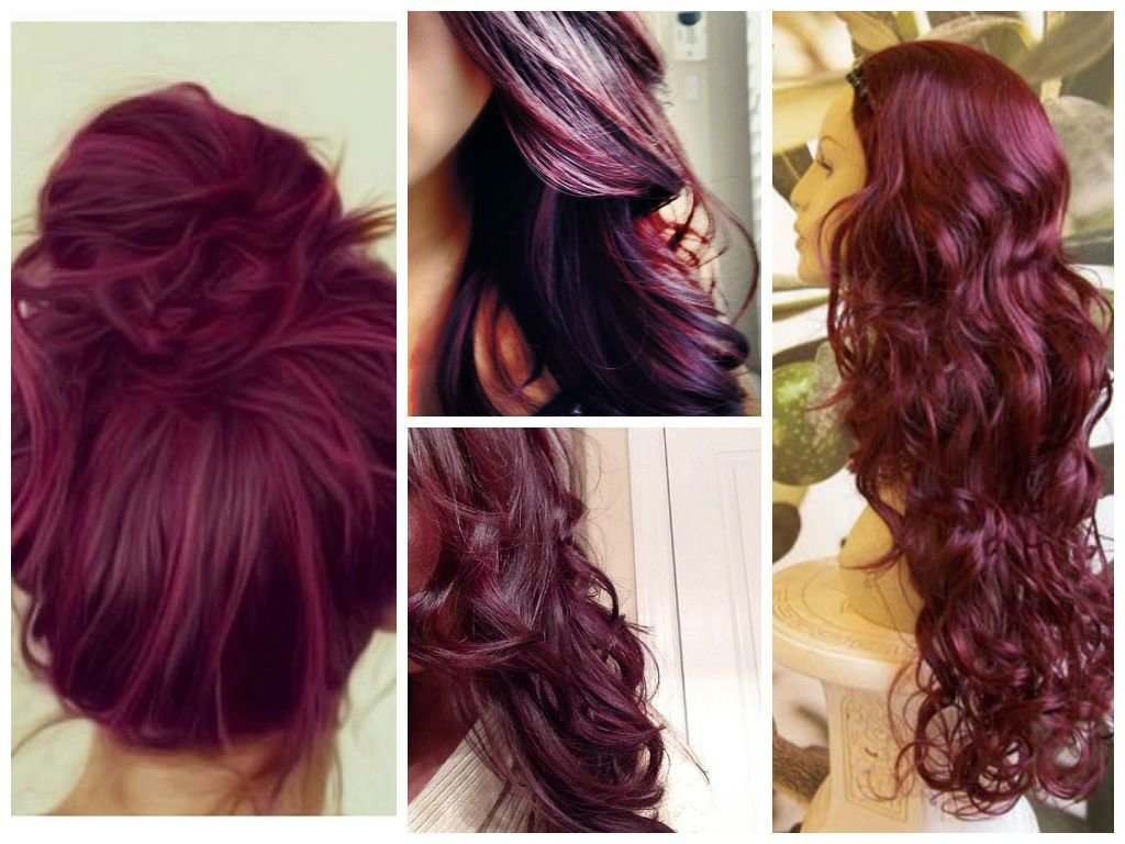 New Burgundy Hair Color Ideas Hair World Magazine Ideas With Pictures