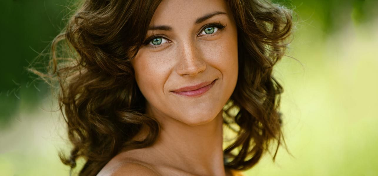 New The Best Hair Colors To Make Green Eye Color Pop Hair Ideas With Pictures