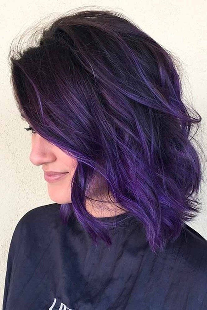 New 30 Cute Hair Color Ideas For Short Hair In 2017 Ideas With Pictures