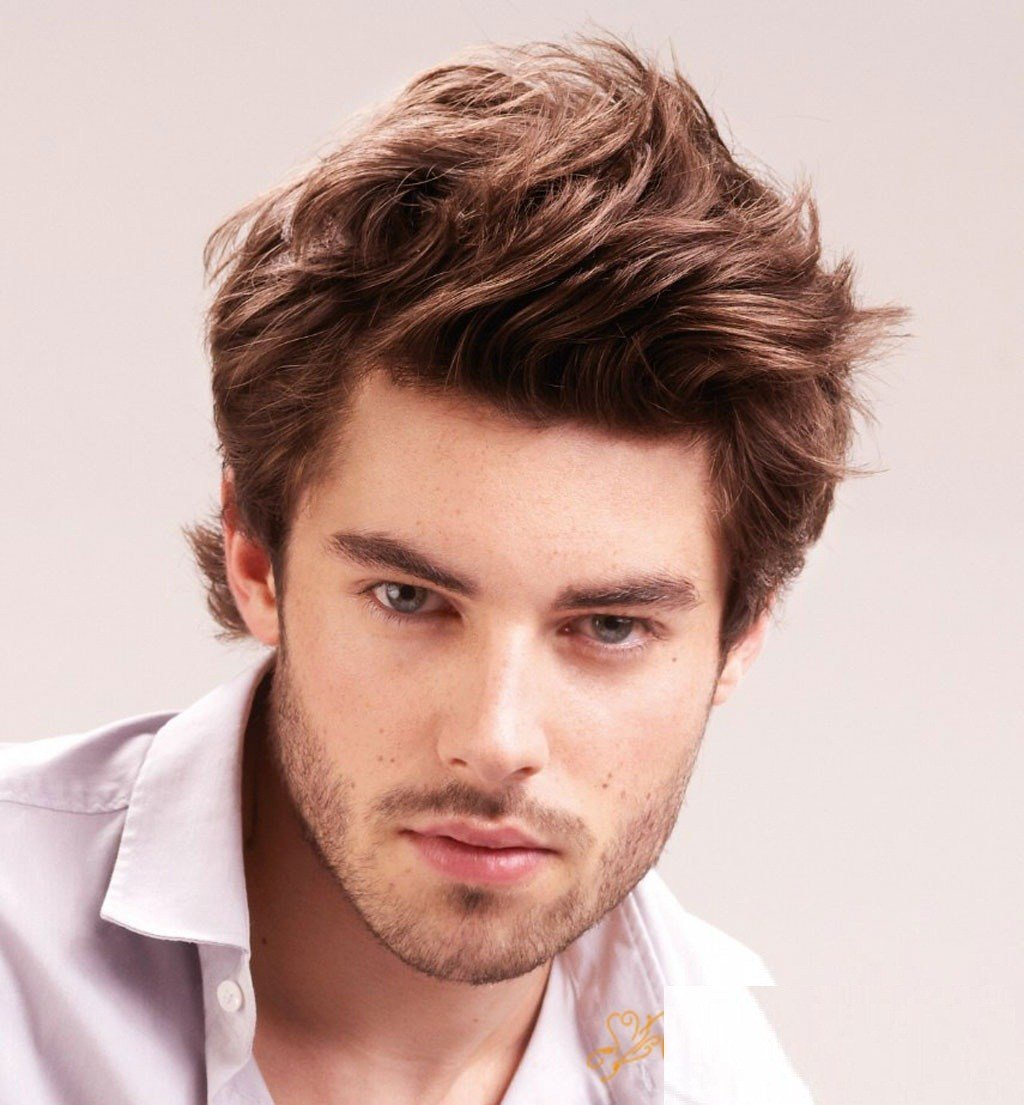 New 20 Best Hairstyles For Men Of 2015 The Xerxes Ideas With Pictures