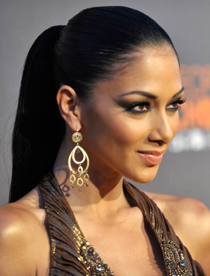 New Ponytail Hairstyles For All Hair Lengths The Xerxes Ideas With Pictures