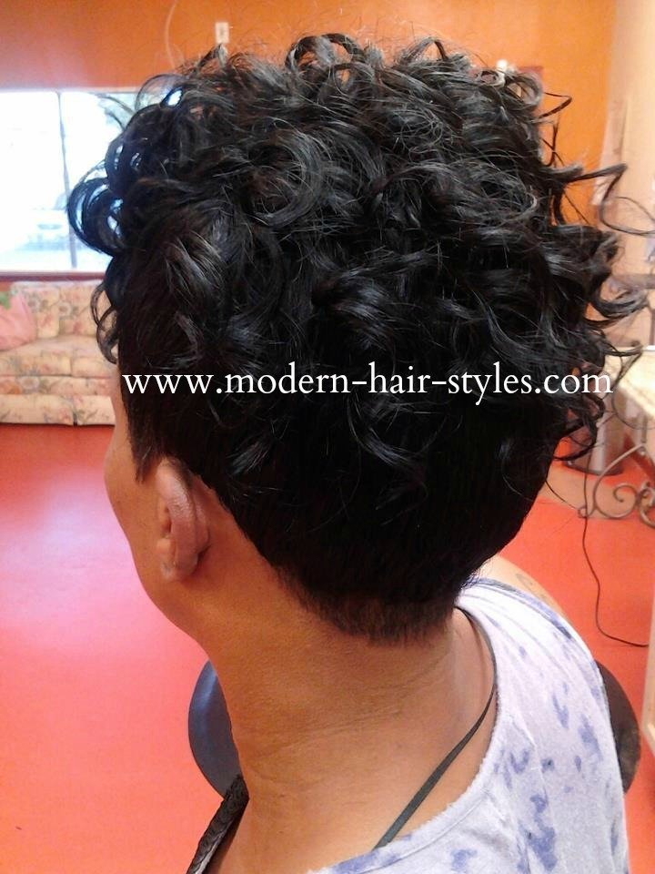 New Black Women Hair Styles Of Bobs Pixies 27 Piece Weaves Ideas With Pictures