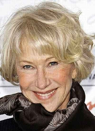 New 4 Layered Hairstyles For Women Over 60 Ideas With Pictures