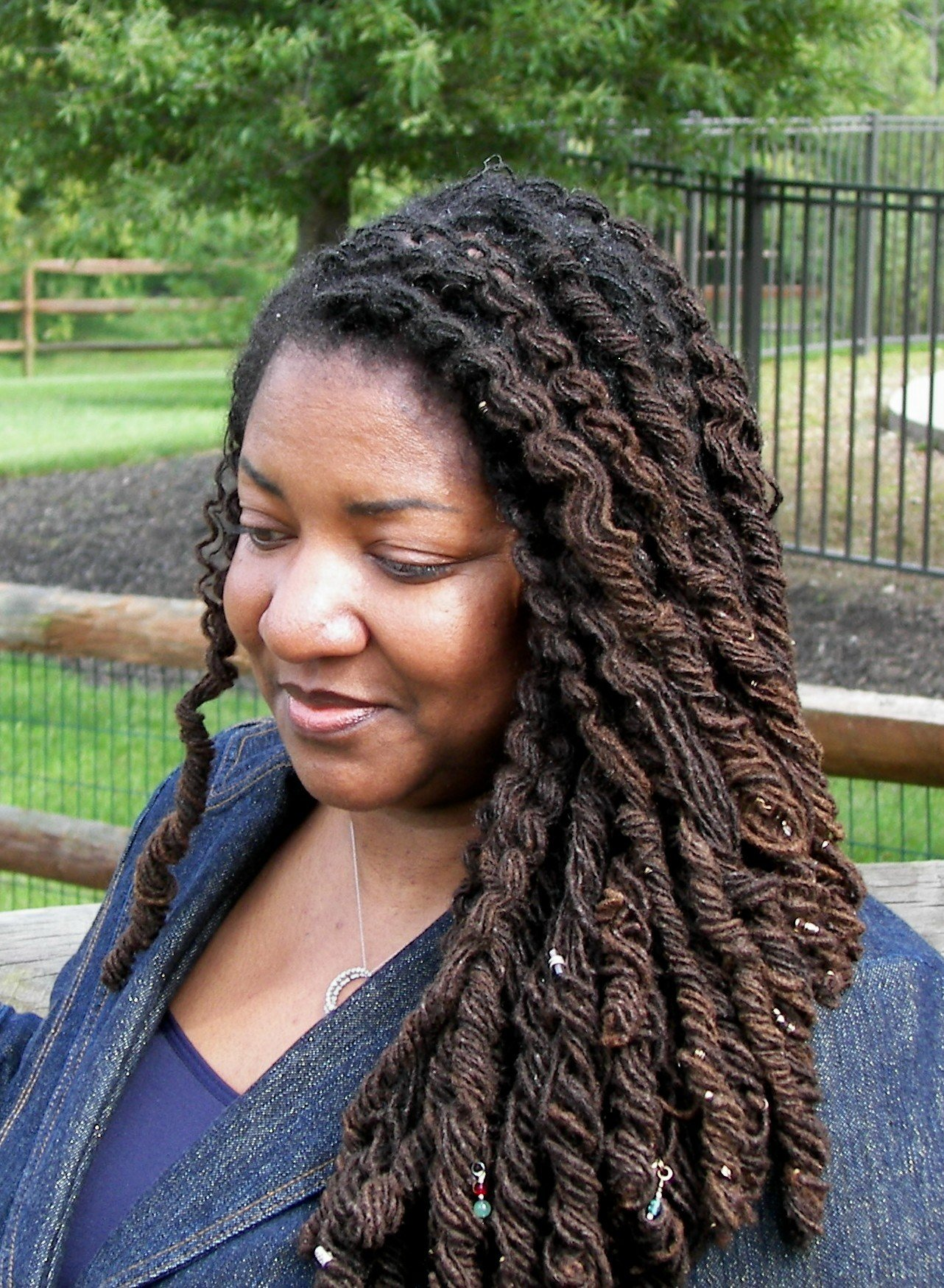 New Dreadlock Hairstyles Beautiful Hairstyles Ideas With Pictures