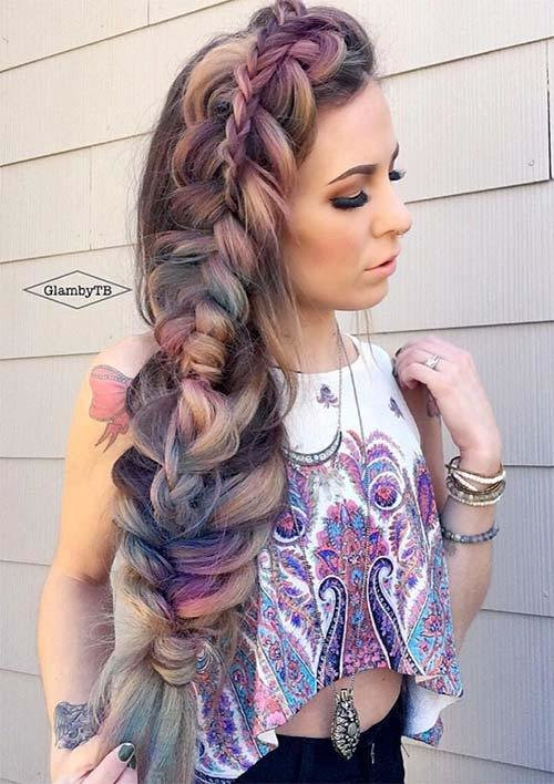 New 100 Ridiculously Awesome Braided Hairstyles To Inspire You Ideas With Pictures