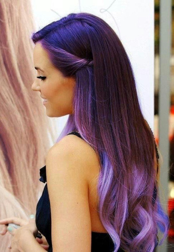 New 5 Worst And Best Purple Hair Dye Outcomes Ideas With Pictures