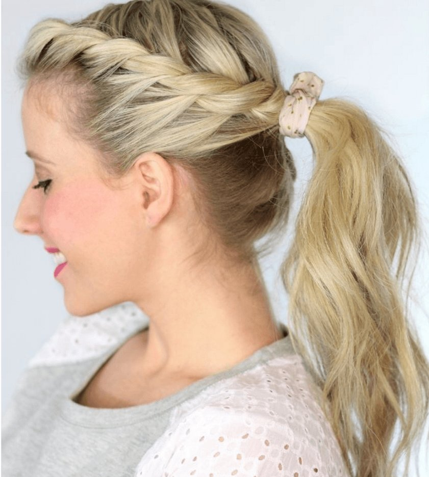 New Easy Cheerleading Hairstyles Hairstyles By Unixcode Ideas With Pictures