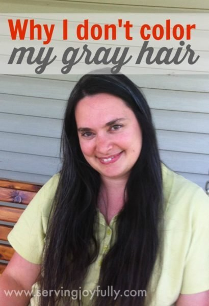 New Why I Don't Color My Gray Hair Ideas With Pictures