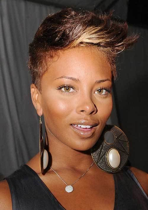 New Really Cute Short Hairstyles For Black Women The Best Ideas With Pictures