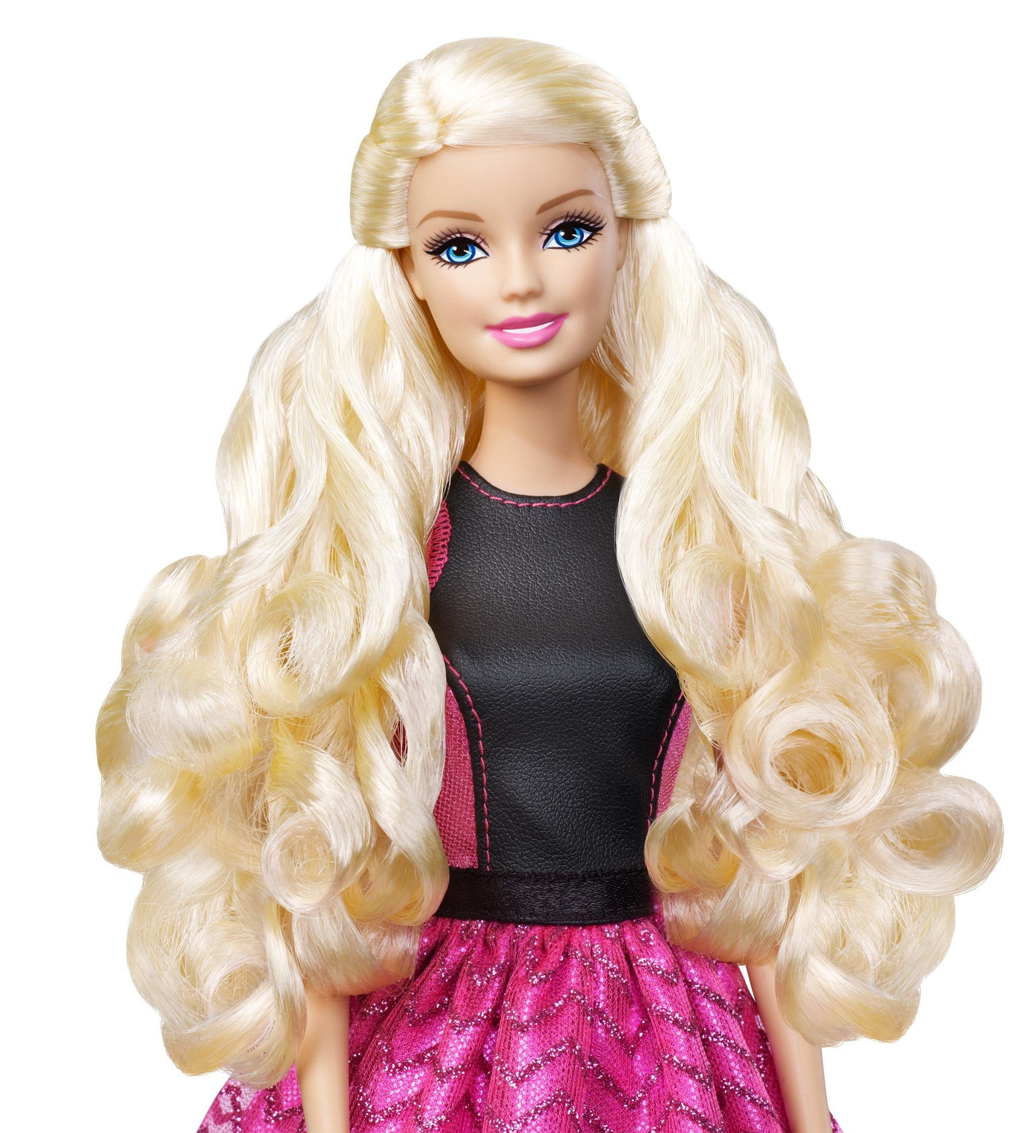 New Barbie Endless Curls Doll Curlers Mattel Blond Hair Ideas With Pictures Original 1024 x 768