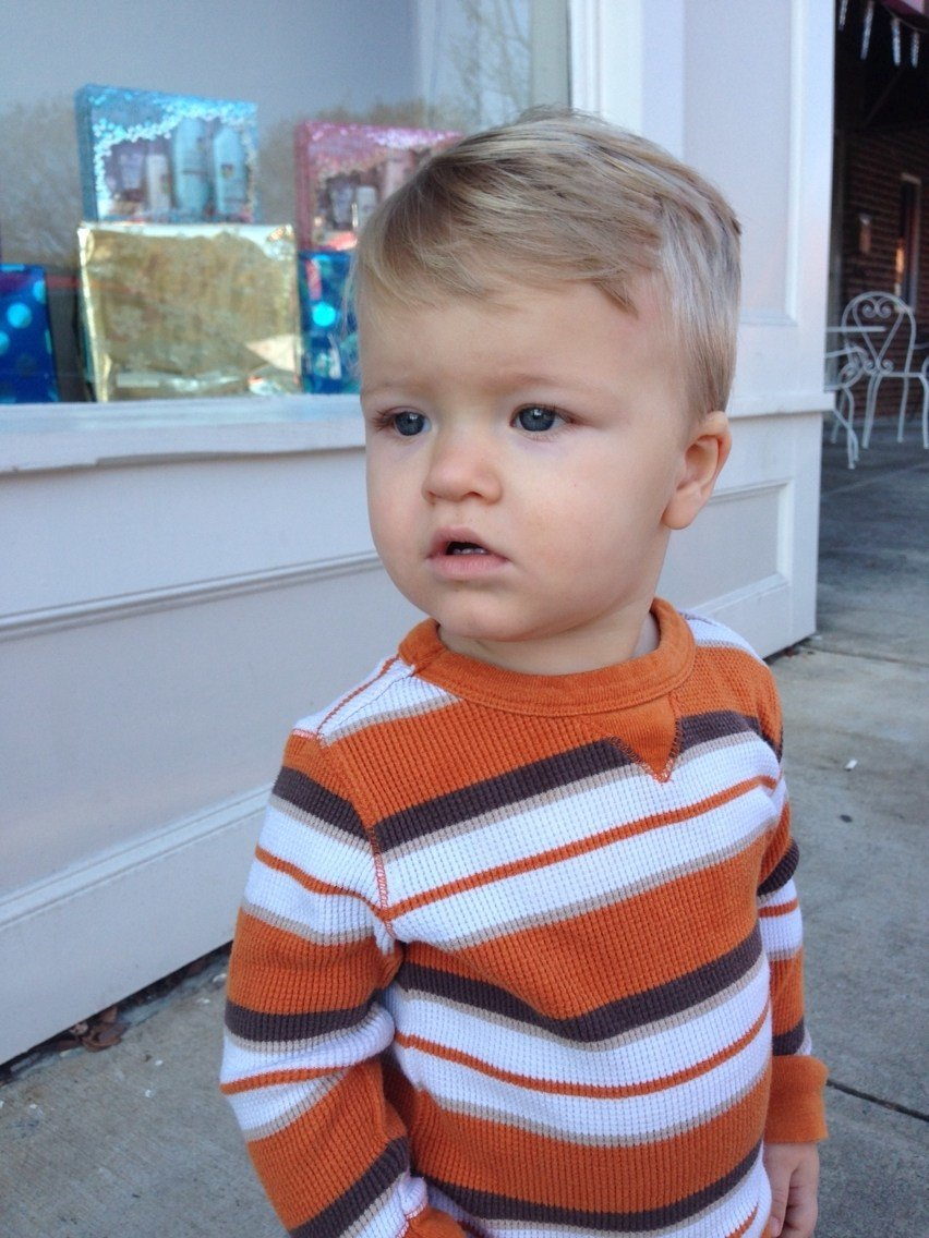 New One Year Old Baby Boy Haircuts – Fade Haircut Ideas With Pictures